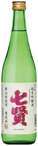 七賢「春の新酒」純米吟醸・夢山水